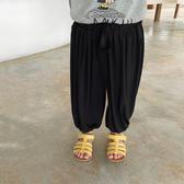 女童莫代爾防蚊褲燈籠褲夏季兒童長褲薄款1-3-5歲寶寶褲子【星時代女王】