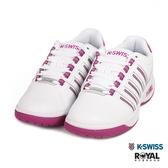 K-SWISS 新竹皇家 Court 白色 皮質 休閒鞋 女款 NO.I9372