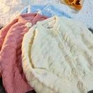長袖毛衣 長袖針織上衣 秋冬韓版新款毛衣針織上衣N619 胖丫