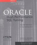 二手書博民逛書店 《Oracle High-Performance SQL Tuning》 R2Y ISBN:0072190582│McGraw-Hill Education