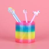 兒童彈簧玩具彩虹圈彈力