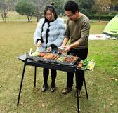 家用燒烤架5人以上戶外野外木炭燒烤爐全套碳烤肉爐子工具 CIYO黛雅