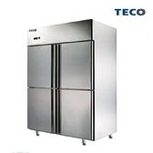 TECO 東元 960公升 商用變頻冰箱 RB0960XC4T 上冷凍下冷藏