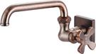 【麗室衛浴】國產 精緻良品 花瓣 壁式 自由水栓 單一出水 LS-34315