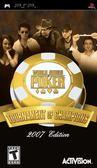 PSP World Series of Poker Tournament of Champions 世界撲克賽(美版代購)