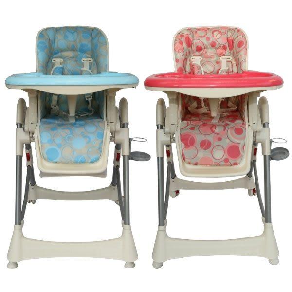 【EASY BABY】台灣製造-安全兒童餐椅(頂級豪華版)送梁媽咪無毒八神米麩600gx1包