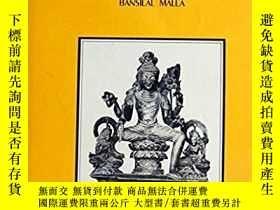二手書博民逛書店sculptures罕見of kashmir (600-1200