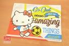 Hello Kitty 凱蒂貓 布質雙層網袋 世足 足球 白 969802