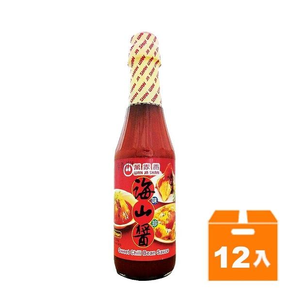 萬家香 海山醬 300ml(12入)/箱