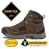 【美國 VASQUE】男 Breeze III GTX越野登山鞋『棕/綠』7188 功能鞋.越野鞋.登山鞋Gore-Tex