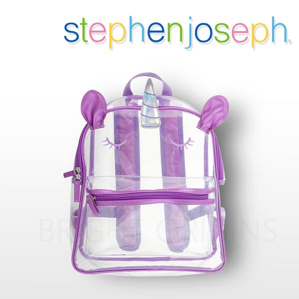 Stephen Joseph 透明背包(獨角獸)