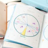 6個月學霸養成周計劃本月計劃本日程本效率學生時間管理手冊    電購3C