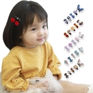 兒童髮夾 可愛造型5件組寶寶髮夾 兒童髮飾-JoyBaby
