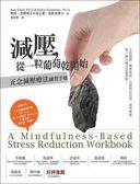 減壓,從一粒葡萄乾開始:正念減壓療法練習手冊