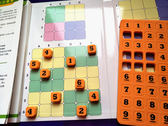 520道題大號磁性數獨棋數獨游戲九宮格桌面游戲數字游戲益智玩具 【開學季巨惠】