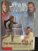 【書寶二手書T7/原文小說_ISM】STAR WARS(I) The Phantom Menace