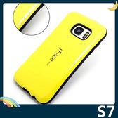 三星 Galaxy S7 防摔烤漆矽膠套 軟殼 iFace 全包款 防滑 保護套 手機套 手機殼