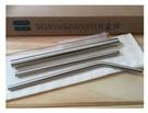 台灣QC 日本鋼材-醫療級SUS316L不鏽鋼吸管/環保吸管-兒童吸管-整組