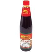 李錦記香菇素蠔油765G/瓶【愛買】