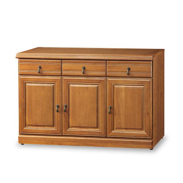 碗碟櫃【時尚屋】[5U7]正樟木4尺碗盤櫃5U7-362-951免組裝/免運費/碗碟櫃