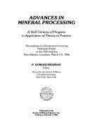 二手書 Advances in Mineral Processing: A Half-century of Progress in Application of Theory to Practice R2Y 0873350502