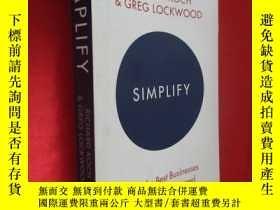 二手書博民逛書店Simplify:How罕見the Best Businesse