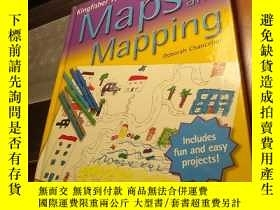 二手書博民逛書店Maps罕見and mapping (2)Y259600 bel