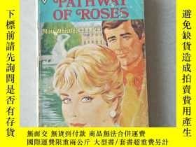 二手書博民逛書店pathway罕見of rosesY447092