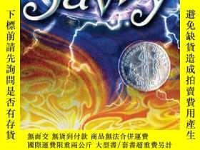 二手書博民逛書店紐伯瑞獎英語有聲罕見Savvy 8張聽的+電腦文本(2009年)