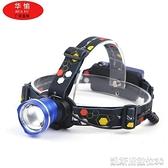 頭燈熱賣時尚l鋁合金T6強光頭燈 戶外頭燈LED戶外騎行徒步裝備 【快速出貨】