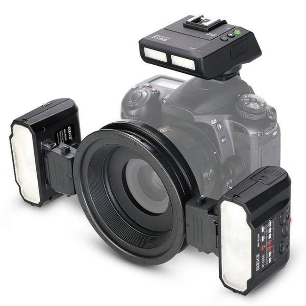 @3C 柑仔店@ Meike 美科 MK-MT24 N For Nikon 微距攝影閃光燈 環型閃光燈 公司貨