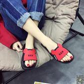 拖鞋 拖鞋女夏2019新款防滑外穿室內居家用浴室洗澡情侶涼拖鞋厚底男夏 5色