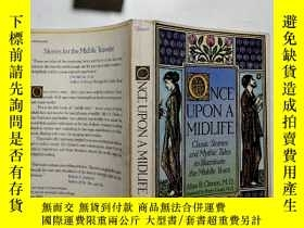 二手書博民逛書店【英文原版】Once罕見Upon a Midlife: Clas