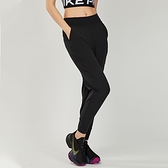 Nike Bliss Pant MR Nvlty 女款 黑 運動 慢跑 健身 緊身 長褲 CU5850-010