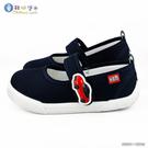 童鞋城堡-可愛汽車 室內外休閒鞋 TOMICA多美車 TM7762 藍