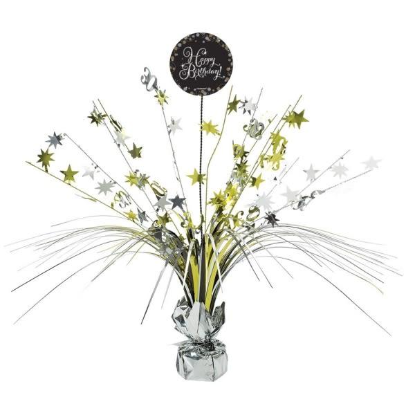 大洋蔥草擺飾-生日快樂