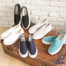 休閒鞋。Cheers*菱格紋縫線造型熱銷厚底鞋 現貨【Q855】