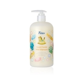 【F'ees】Fees 蜜糖寶貝洗髮精450ml