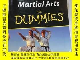 二手書博民逛書店Martial罕見Arts FOR DIMMIESY246305