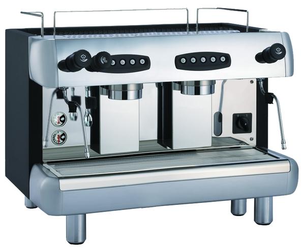 出租租賃租購-KLUB CS2 雙孔 營業用 商用 半自動咖啡機 義式咖啡機+楊家 磨豆機--【良鎂】