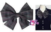 來福※K189超大朵硬挺高校制服銀行領結領結領花,售價350元