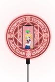 魔法陣無線充電器蘋果x xs max手機專用抖音同款美少女小櫻網紅無限充電板 莎瓦迪卡