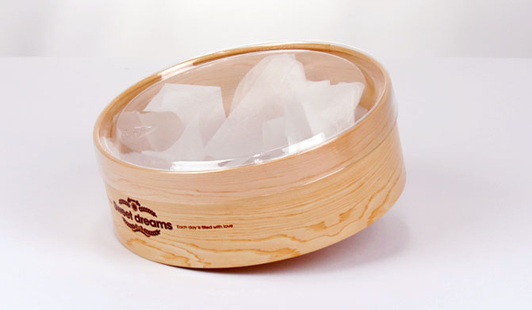 18cm 木紋透明開窗 附棉紙 7吋 乳酪蛋糕盒 起司蛋糕盒 烘焙紙盒 外帶盒 甜點盒 包裝盒【C005】