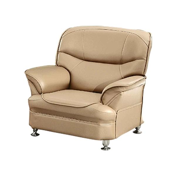 馬蒂斯皮面沙發1人椅(21KHT/503-7)/H&D東稻家居