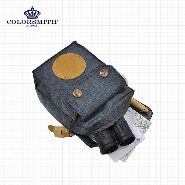 【COLORSMITH】UOC.腰掛式兩用3C配件包.UOC1269-A-GY