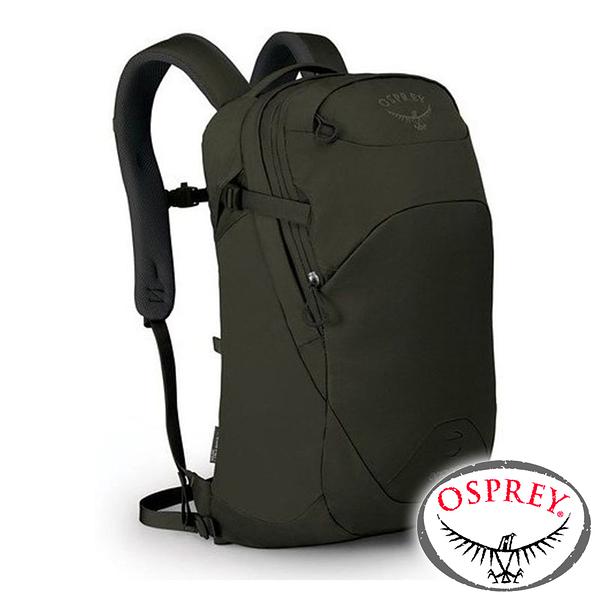 【美國 OSPREY】Apogee 28 休閒 背包28L『扁柏綠』10002177 背包.健行.多口袋.旅遊.登山.露營.戶外