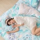 床包 / 雙人加大【繁花語點】含兩件枕套 60支天絲 戀家小舖台灣製AAU301