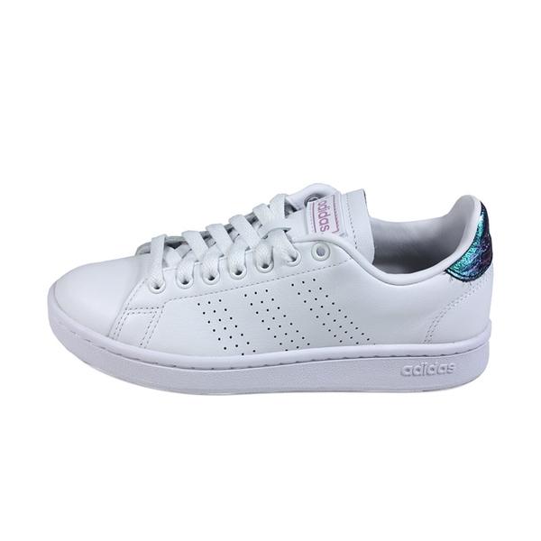 adidas ADVANTAGE 網球鞋 運動鞋 白色 女鞋 FY8955 no899