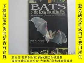 二手書博民逛書店BATS罕見of the Rocky Mountain West