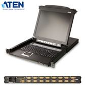 ATEN 宏正 CL5716MT 16埠17吋LCD KVMP抽拉式多電腦切換器